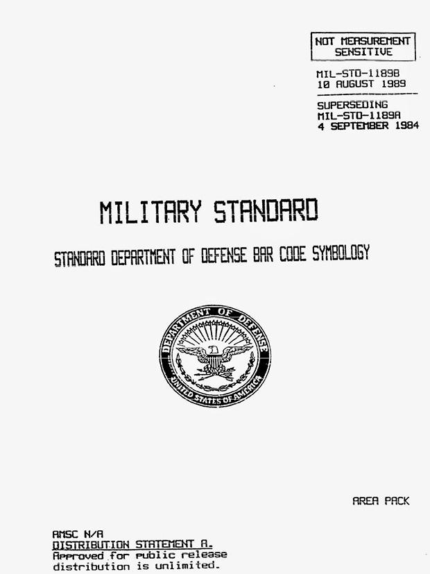 Militarystandard