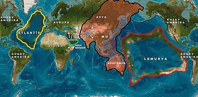 atlantide-lemuria