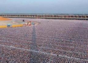 Un milione di bambini in meditazione per la Pace mondiale in Thailandia !!