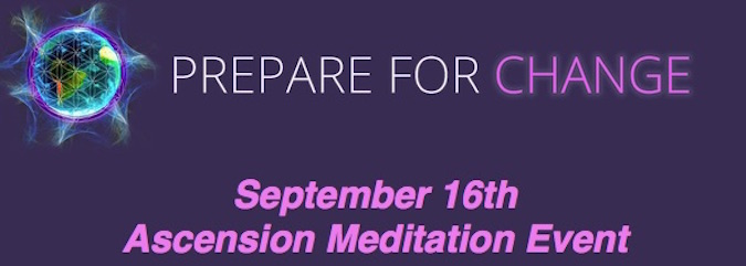 September 16th Meditation Preparation- Day 4